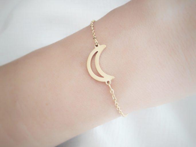 bracelet lune