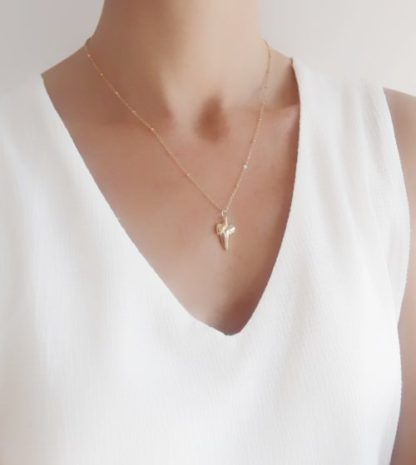 collier dent de requin