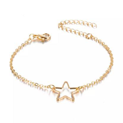 bracelet fantaisie etoile