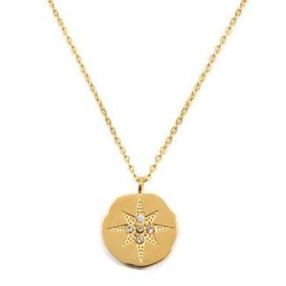 collier medaille tendance 2019