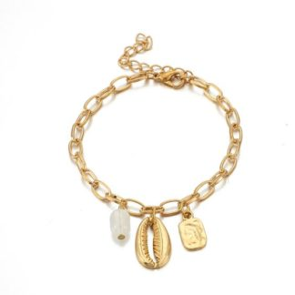 bracelet coquillage tendance