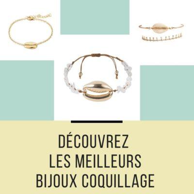 acheter bijoux coquillage pour femme