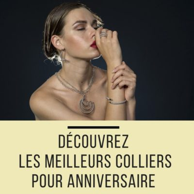 colliers anniversaire best sellers