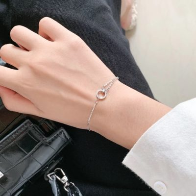 Bracelets argent cadeau