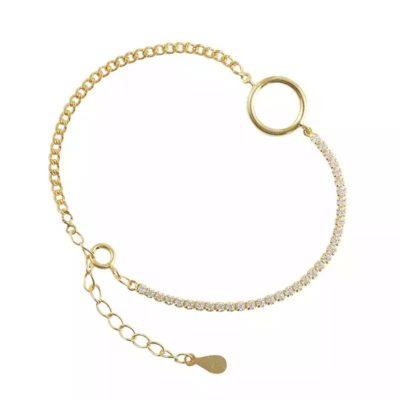 Bracelets plaque or cadeau
