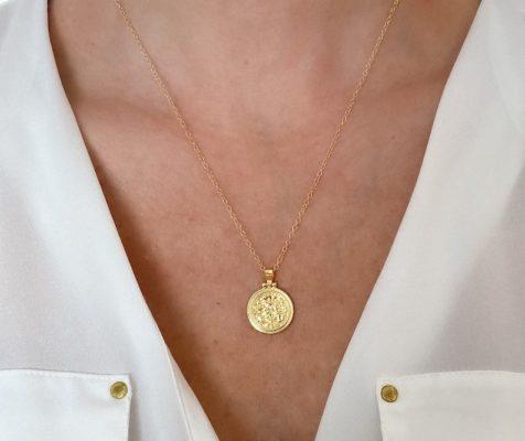collier fantaisie cadeau tendance